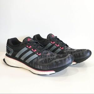 NWT Adidas women's energy boost 11 1/2 with box